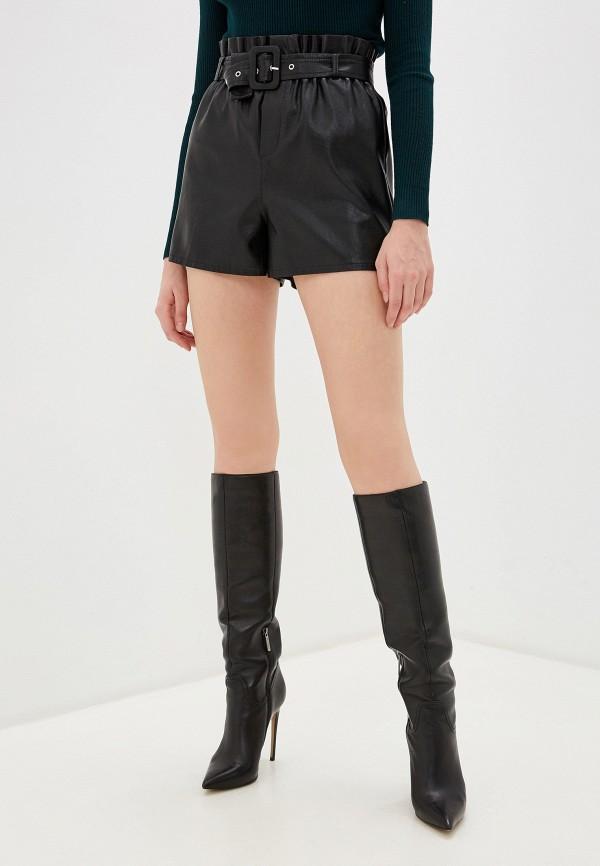 женские повседневные шорты imocean, черные