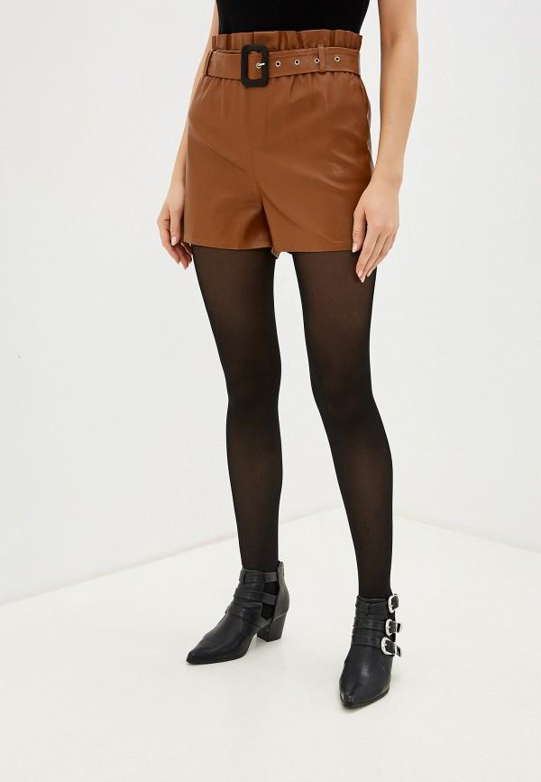 женские повседневные шорты imocean, коричневые