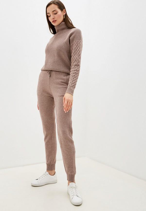 женский костюм imocean, коричневый