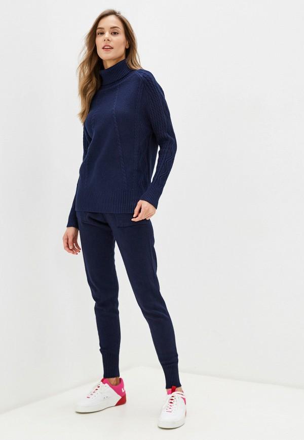 женский костюм imocean, синий