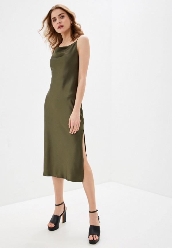 женское платье imocean, хаки