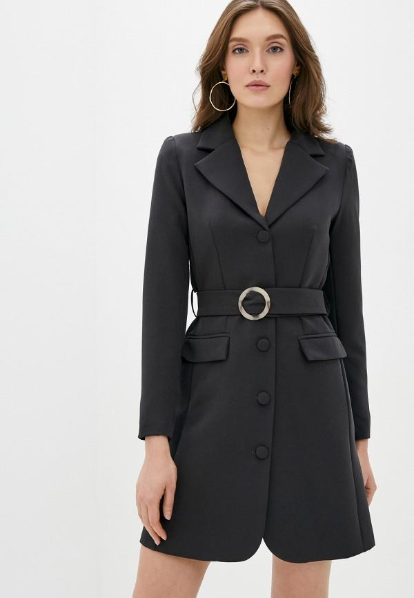 женское платье imocean, серое