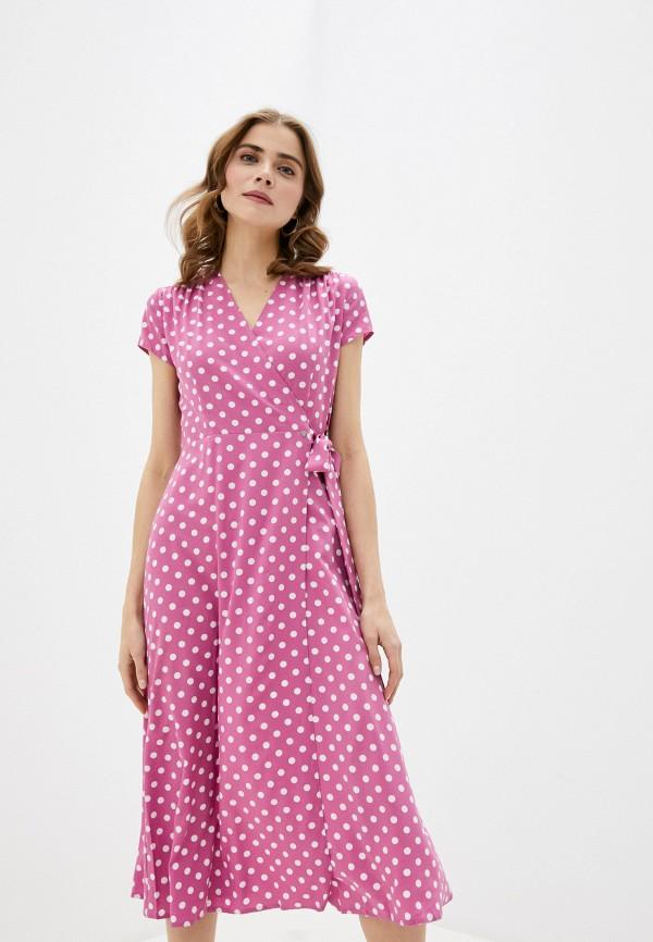 женское платье imocean, розовое