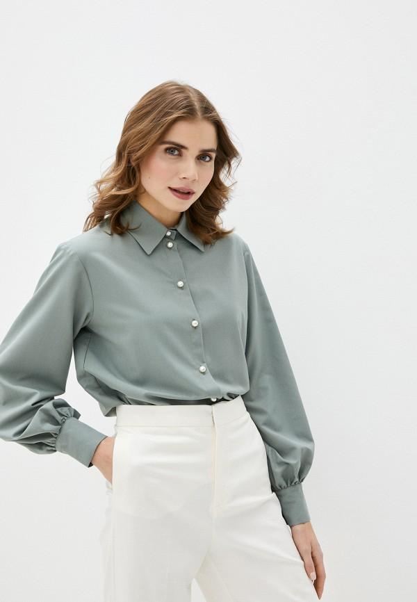 женская блузка imocean, хаки