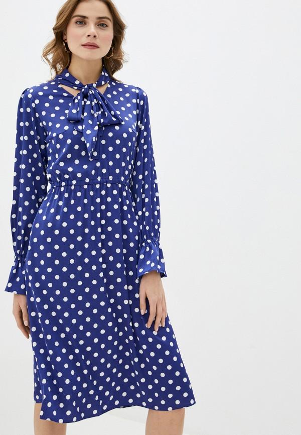 женское повседневные платье imocean, синее