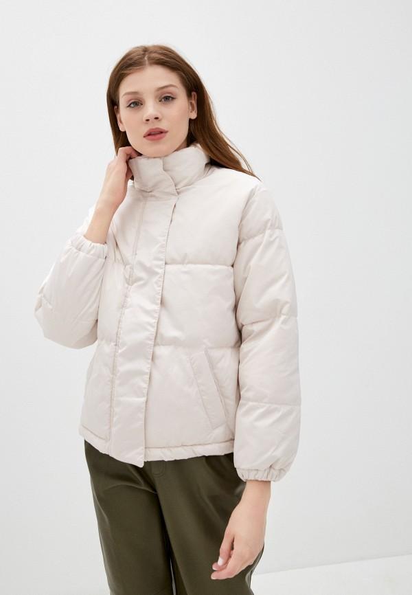 женская куртка imocean, бежевая