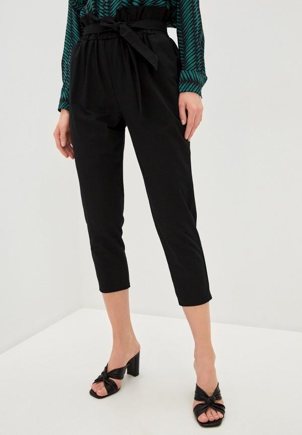 женские повседневные брюки imocean, черные