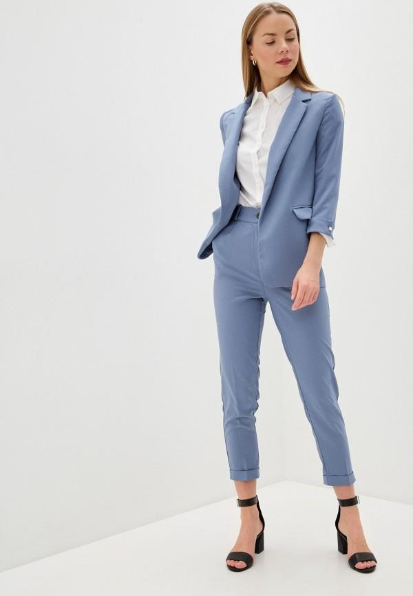 женский костюм imocean, голубой