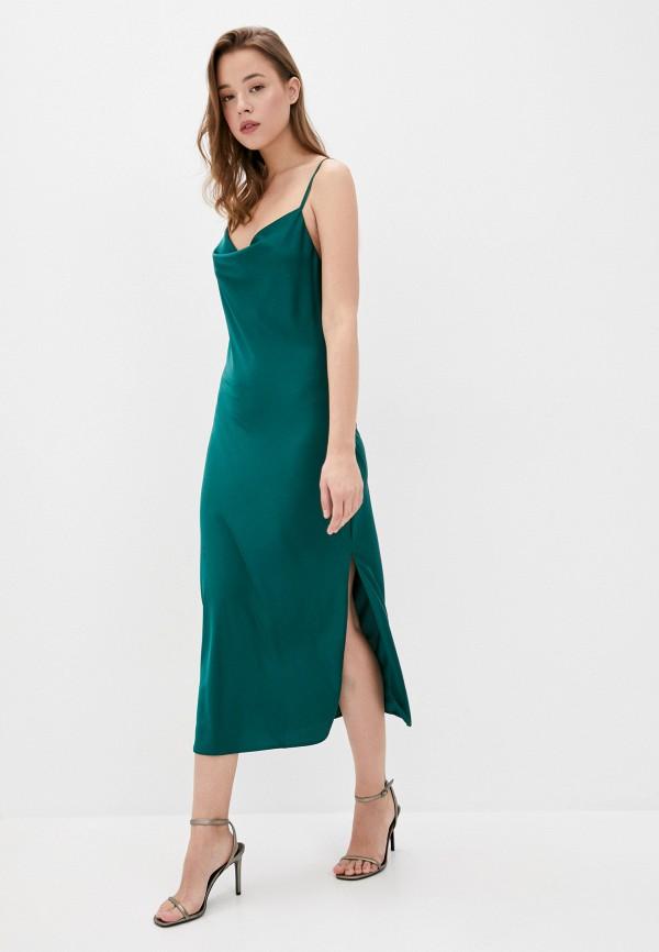 женское платье imocean, зеленое