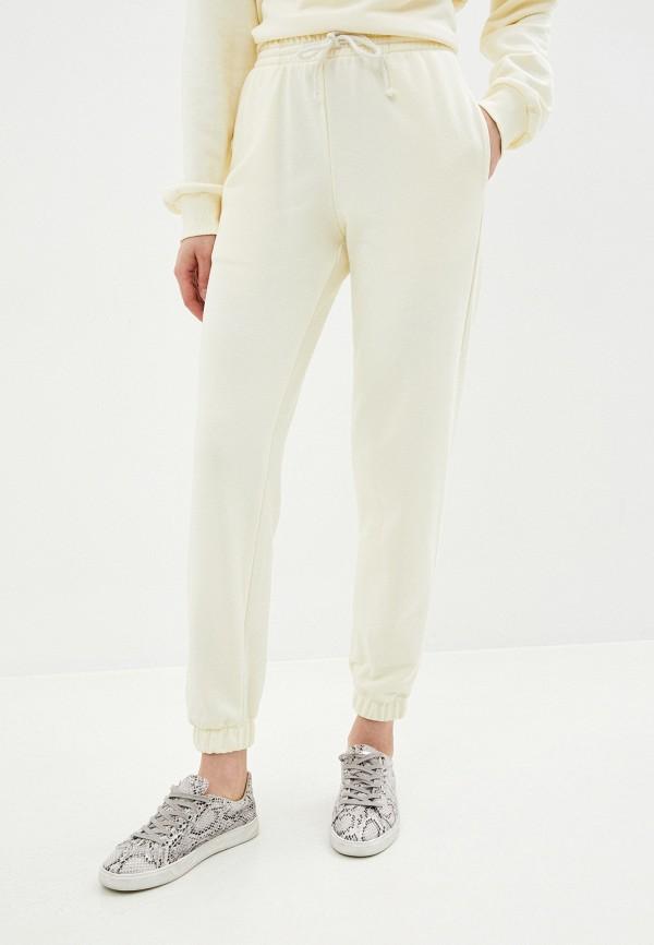 женские брюки imocean, бежевые