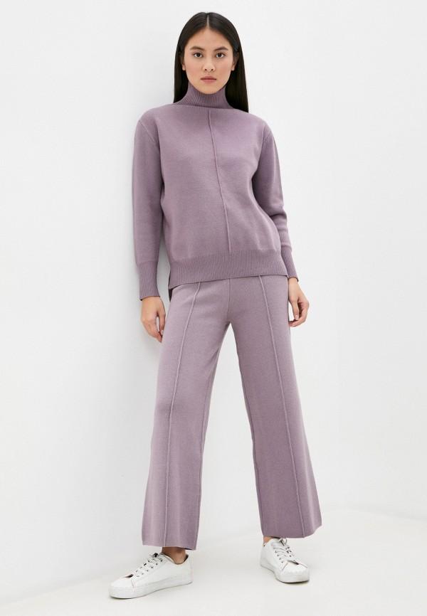 женский костюм imocean, фиолетовый