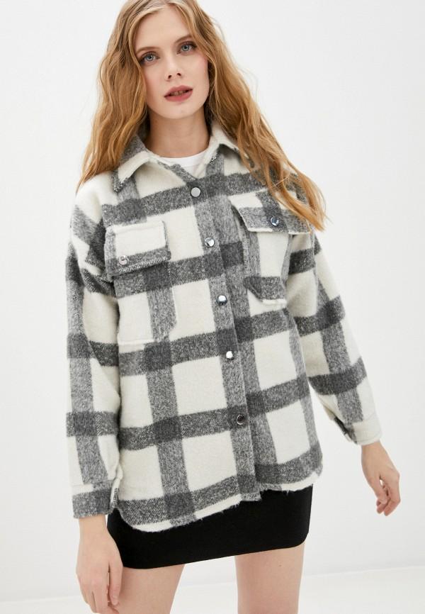 женская куртка imocean, серая