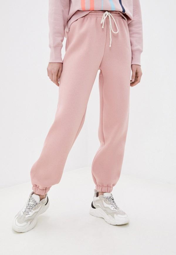женские спортивные брюки imocean, розовые