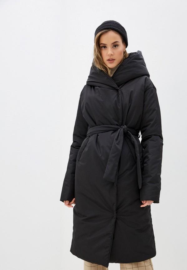 женская куртка imocean, черная