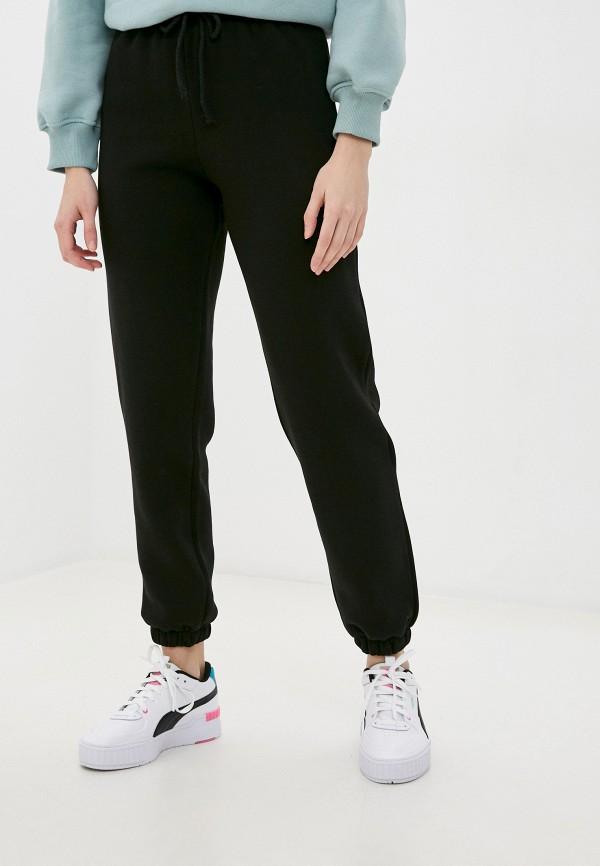 женские спортивные брюки imocean, черные
