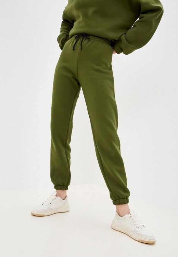 женские спортивные брюки imocean, хаки