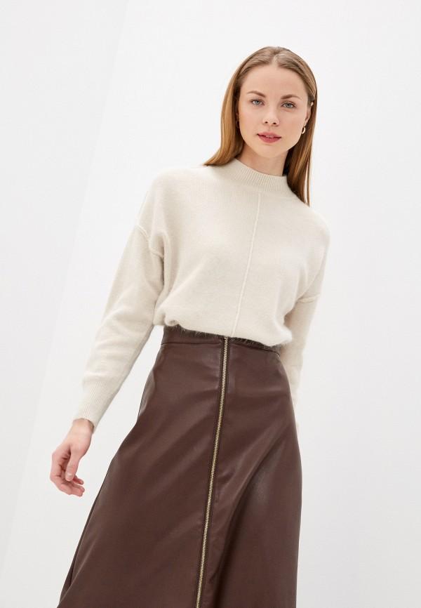 женский свитер imocean, бежевый