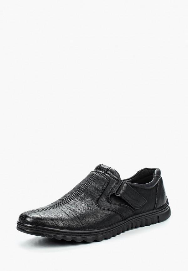 туфли instreet для мальчика, черные