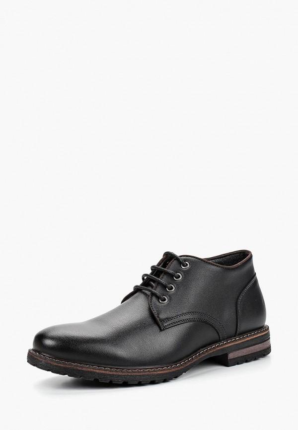 мужские ботинки instreet, черные