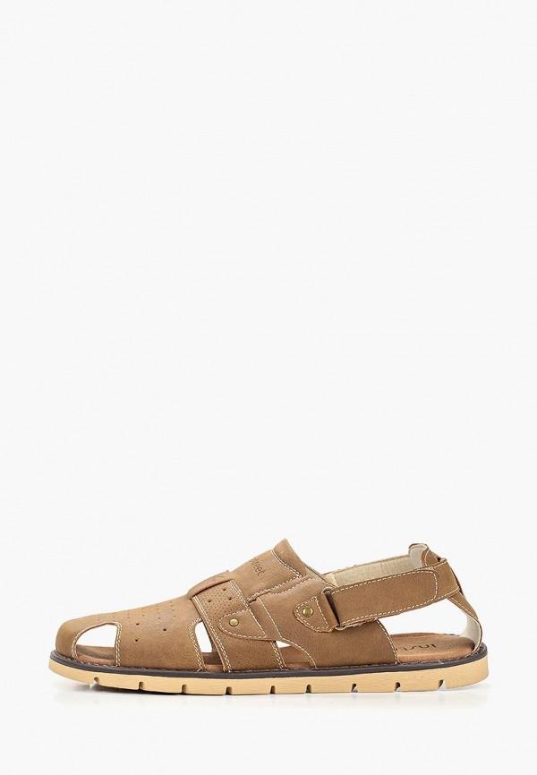 мужские сандалии instreet, бежевые