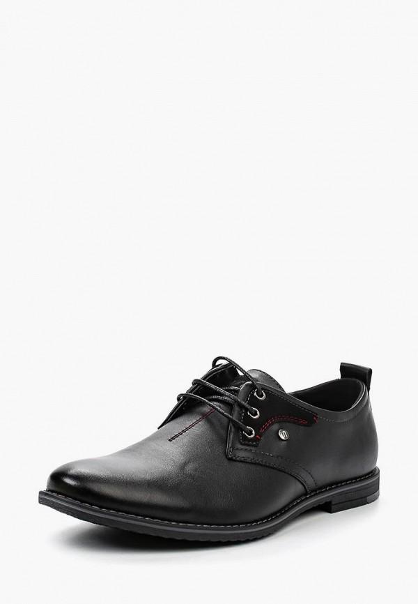 Купить Туфли Instreet, IN011AMHGJ15, черный, Весна-лето 2018