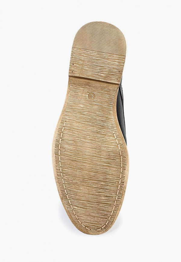 Фото 3 - мужские туфли Instreet черного цвета