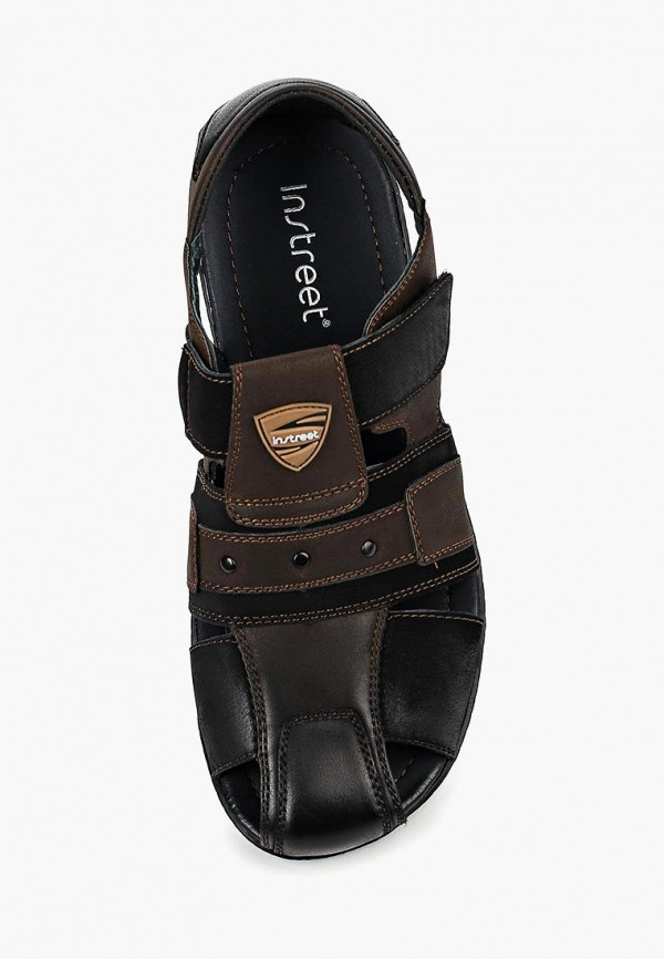 Фото 4 - мужские сандали Instreet разноцветного цвета