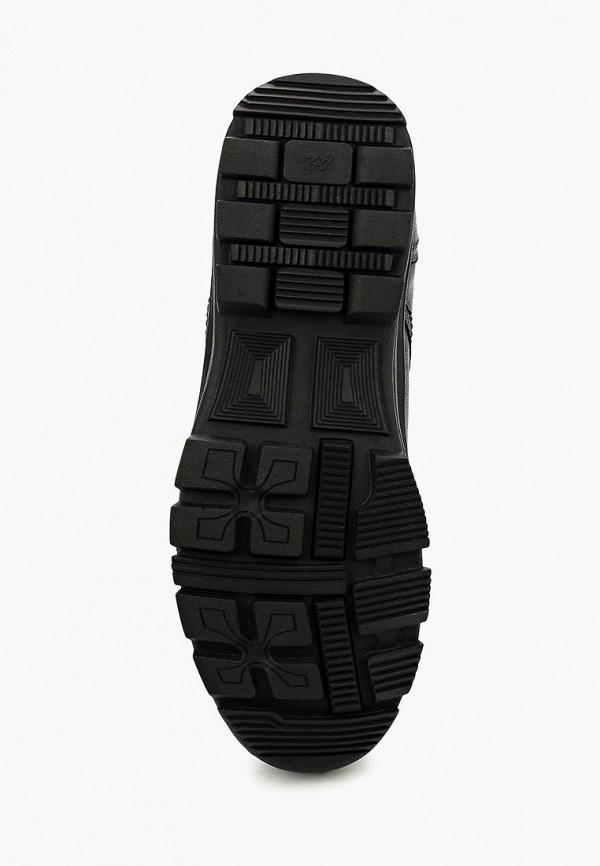 Фото 3 - мужские ботинки и полуботинки Instreet черного цвета