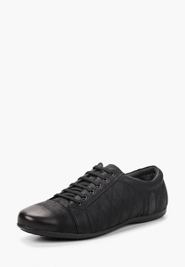 мужские кроссовки instreet, черные
