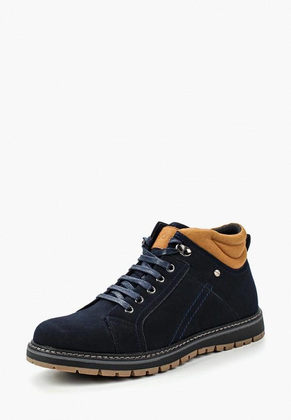 Купить Ботинки Instreet, IN011AMKOG53, синий, Осень-зима 2017/2018