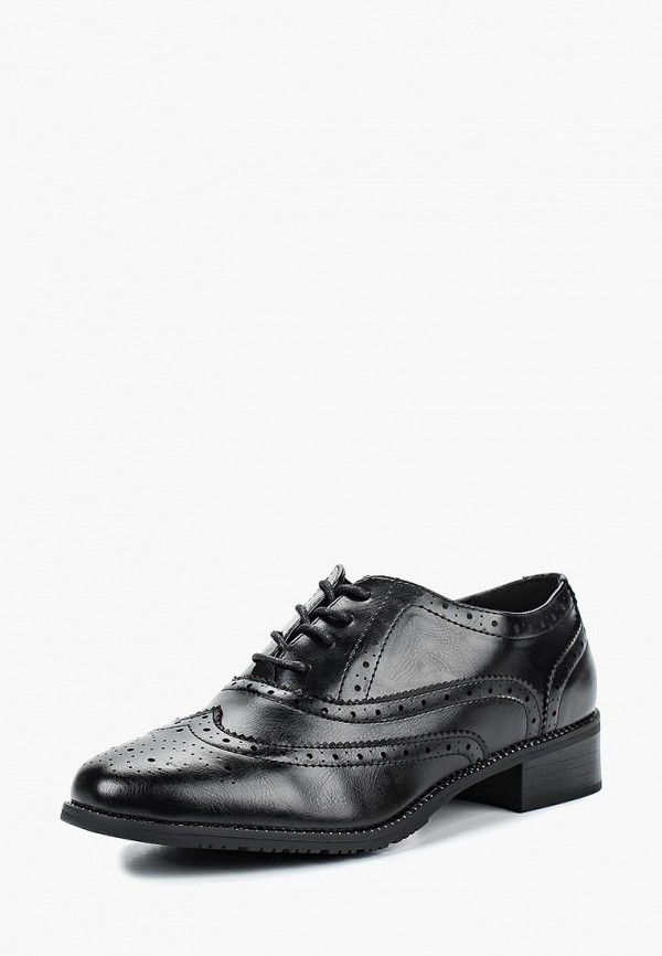женские ботинки instreet, черные