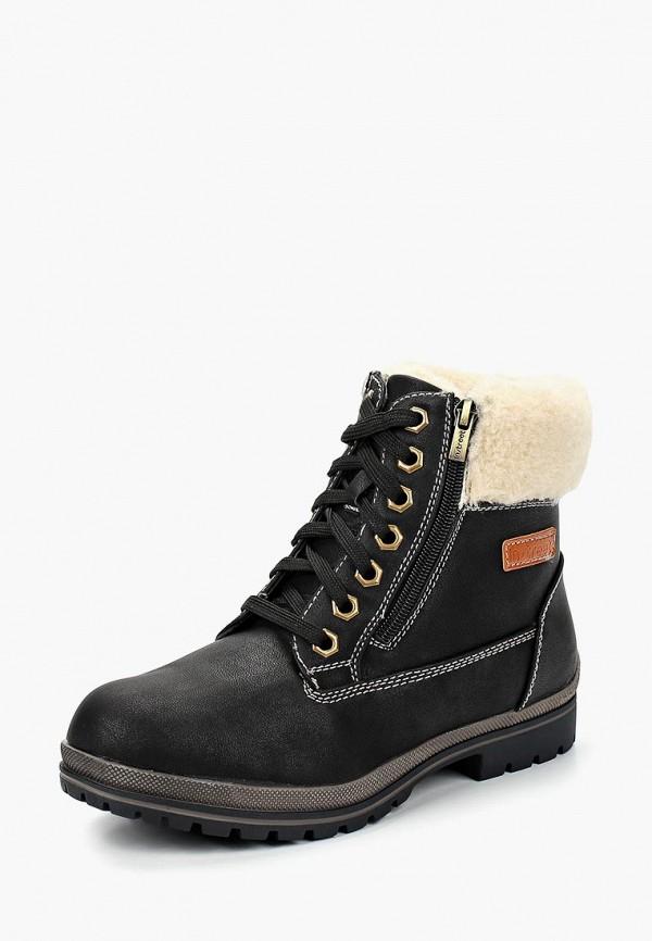 Высокие ботинки Instreet