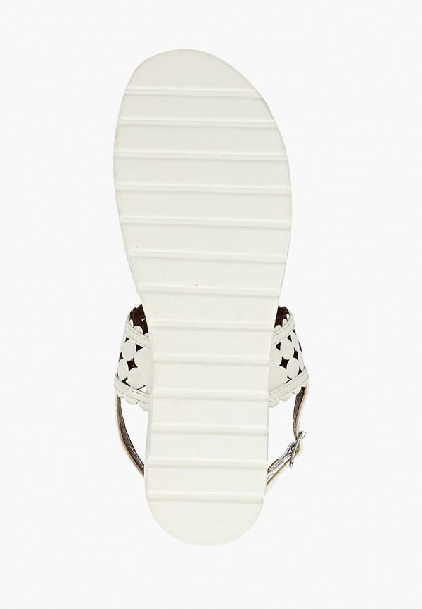 Фото 5 - женские сандали Instreet белого цвета