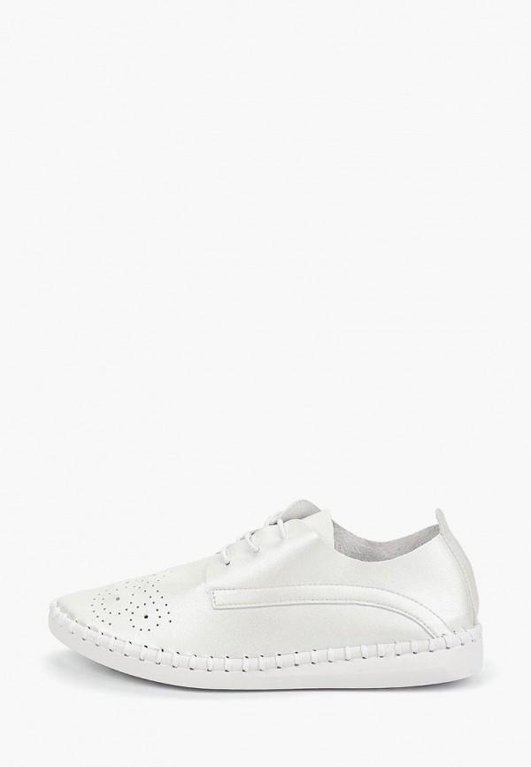 женские ботинки instreet, серебряные
