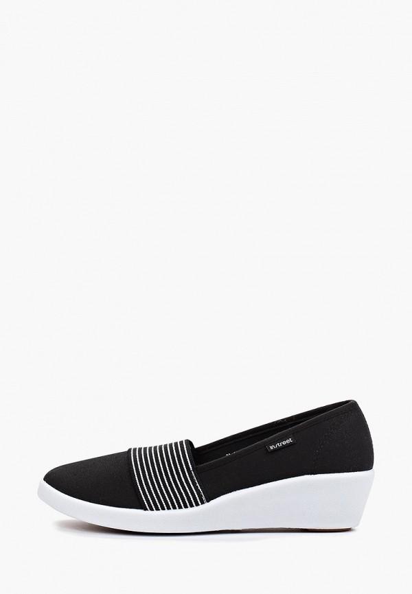 женские туфли instreet, черные