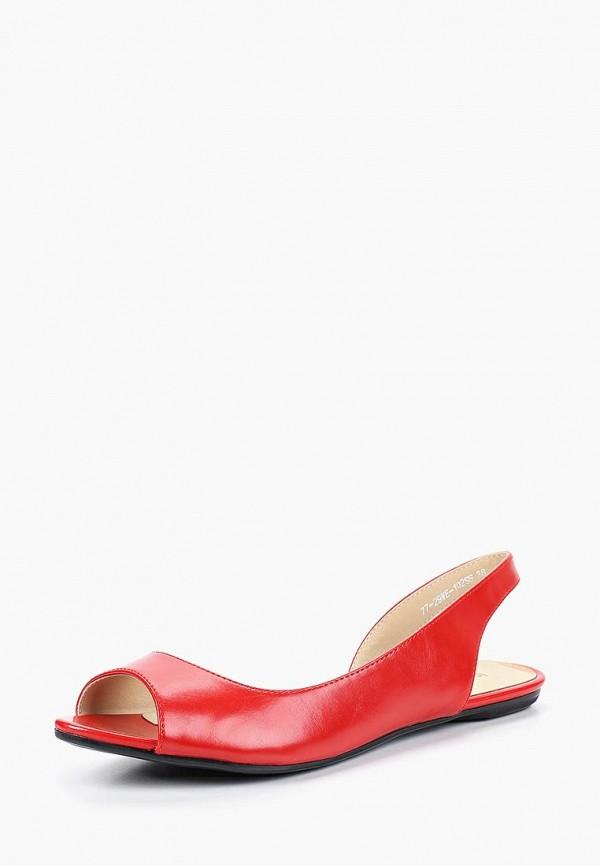 мужские сандалии instreet, красные