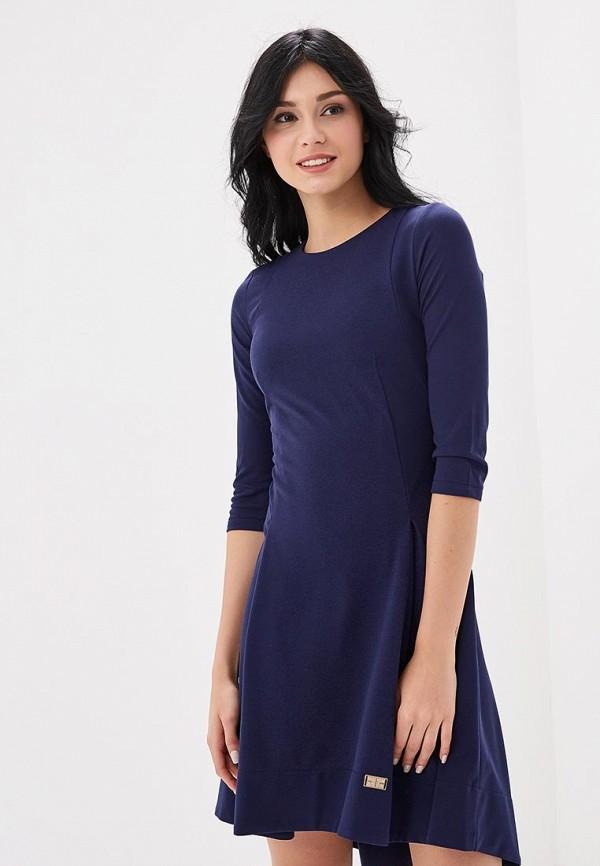 Купить Платье Indiano Natural, IN012EWAUJL7, синий, Весна-лето 2018