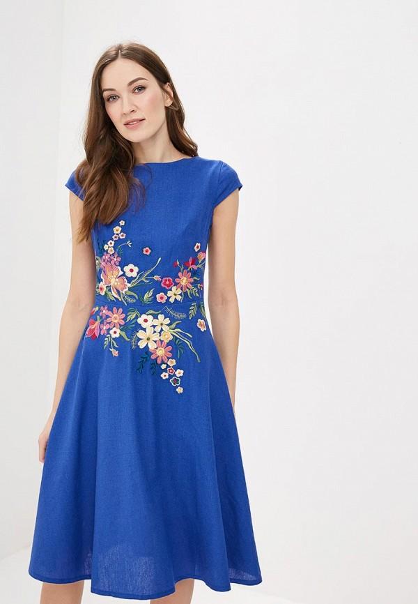цена Платье Indiano Natural Indiano Natural IN012EWEEKN6 онлайн в 2017 году