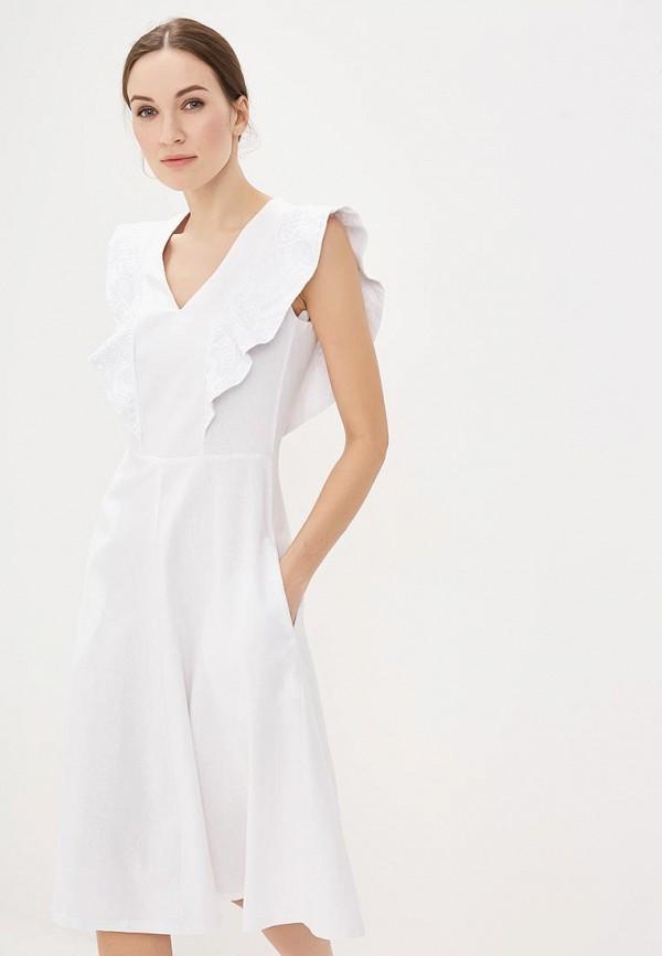 Купить Платье Indiano Natural, in012eweekq3, белый, Весна-лето 2019
