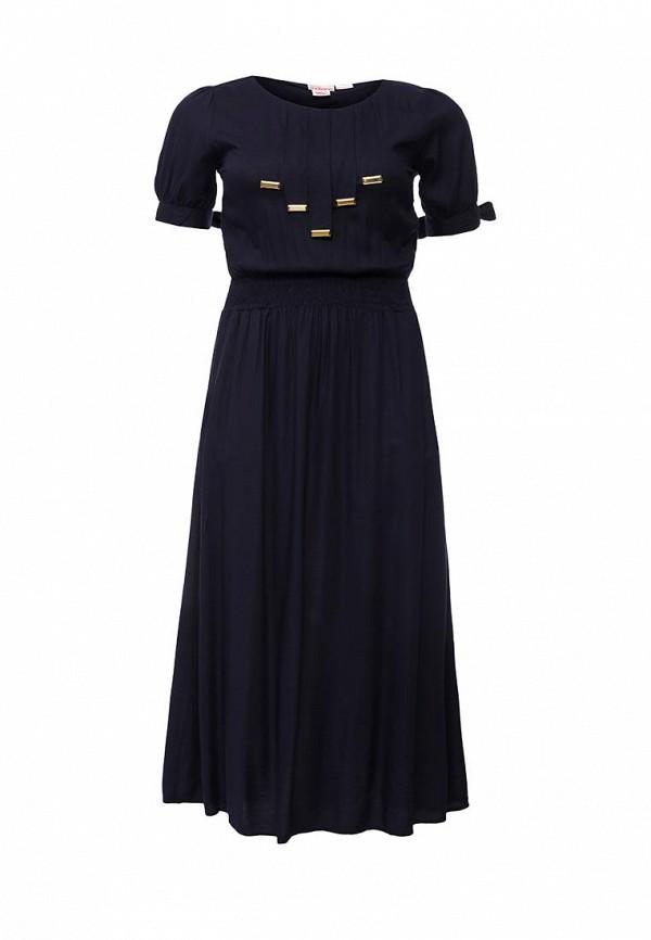 Фото - женское платье Indiano Natural синего цвета