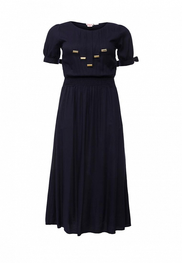 Купить Платье Indiano Natural, IN012EWHZA51, синий, Весна-лето 2016