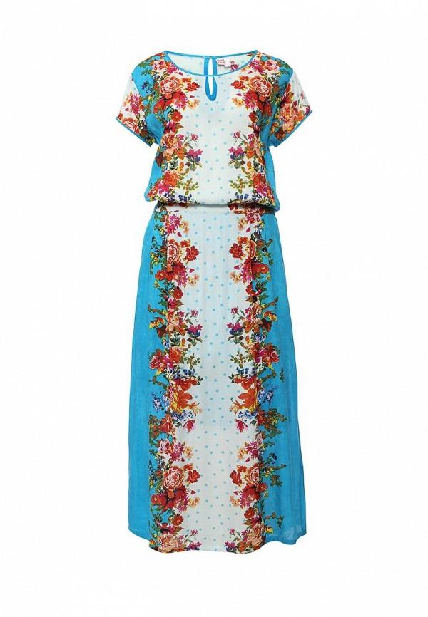 Купить Платье Indiano Natural, IN012EWIEO75, разноцветный, Весна-лето 2016
