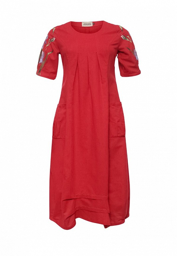цена Платье Indiano Natural Indiano Natural IN012EWRFL74 онлайн в 2017 году
