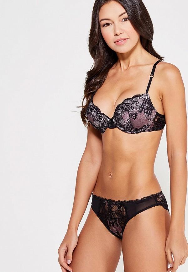 Бюстгальтер Infinity Lingerie Infinity Lingerie IN013EWYTJ40 sexy black lace hem lingerie with no falsies