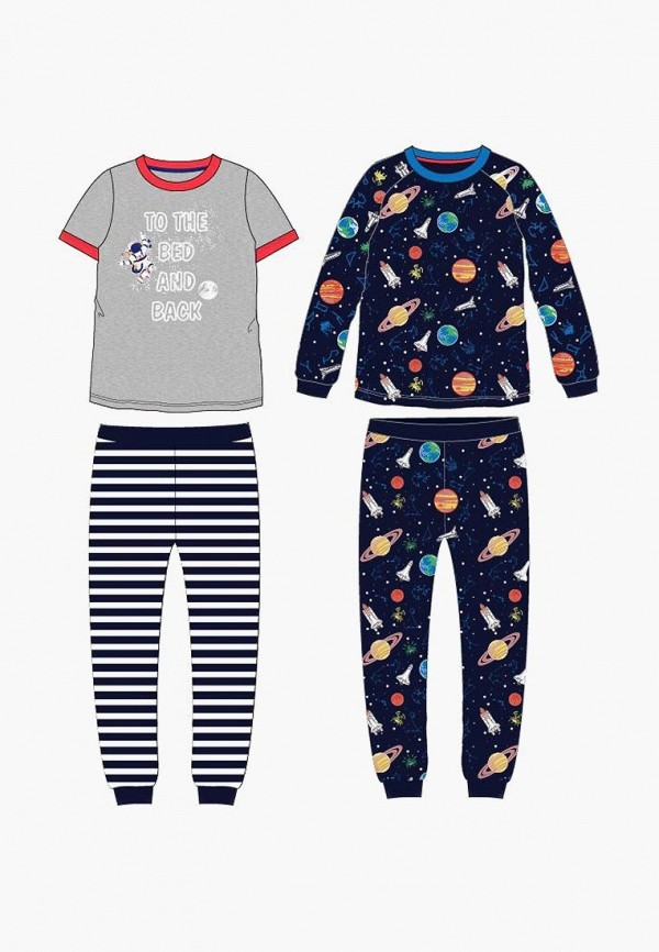 Пижама Infinity Kids Infinity Kids IN019EBEKMZ4 incity kids пижама