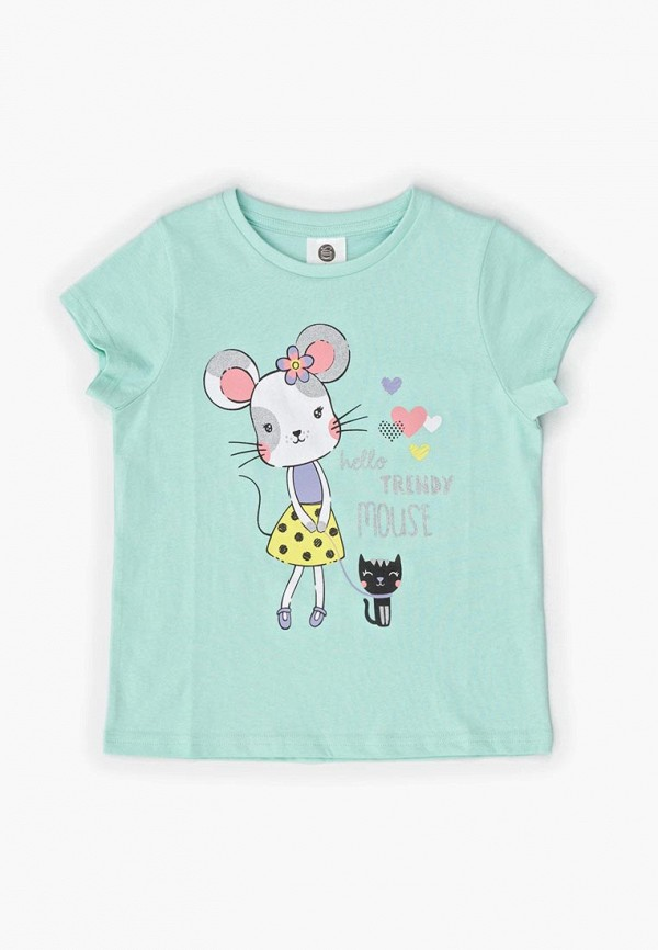 пижама infinity kids для девочки, разноцветная