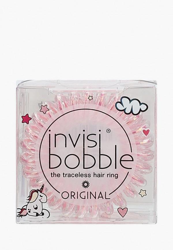 Купить Комплект invisibobble, для волос invisibobble ORIGINAL Unicorn Elly, IN020DWBC705, оранжевый, Осень-зима 2018/2019