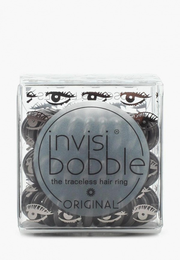 Купить Комплект invisibobble, для волос invisibobble ORIGINAL Luscious Lashes, in020dwypo26, коричневый, Осень-зима 2018/2019