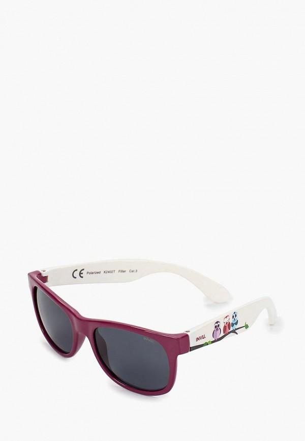 Очки солнцезащитные Invu Invu IN021DGFBFY5 очки солнцезащитные invu invu in021dwdevk8