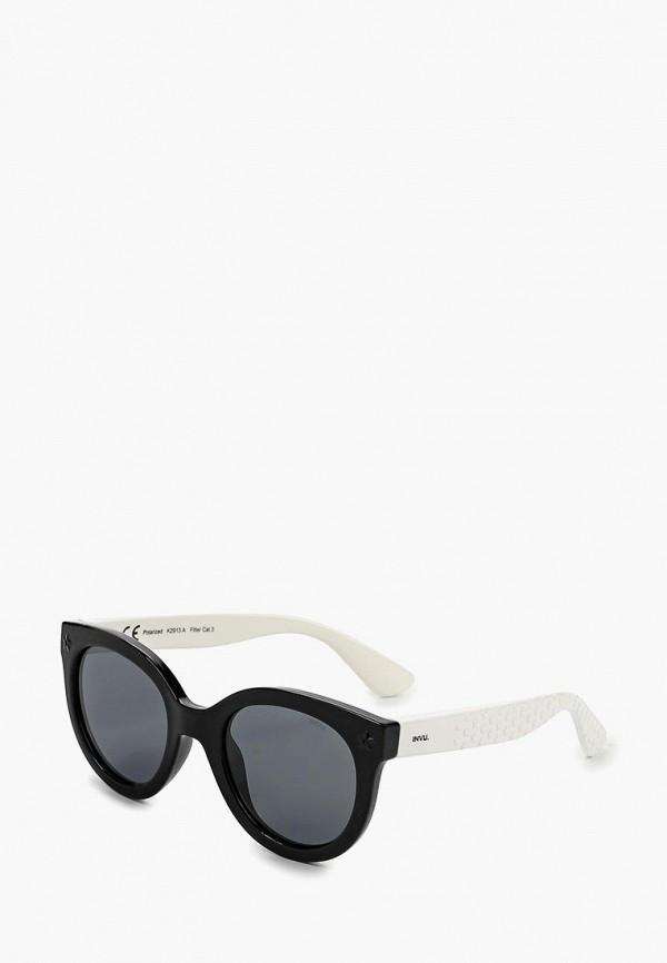 солнцезащитные очки invu для девочки, черные